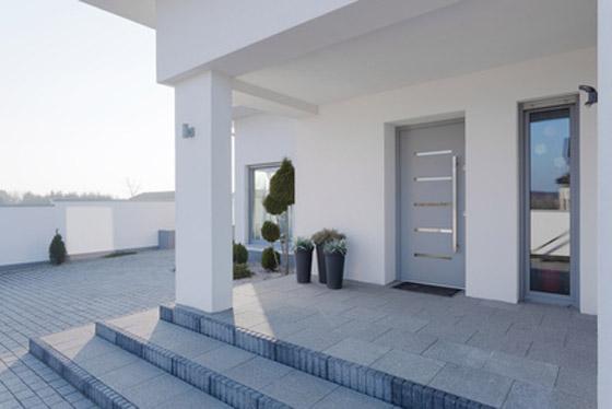 Haustürdesign